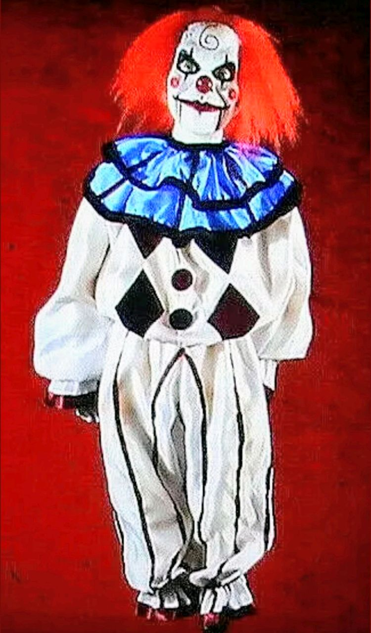 Dead Silence 2 Mary Shaw Clown Puppet Prop
