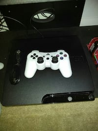 Ps3 250g  with games