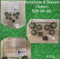 Bedazzles for Tack