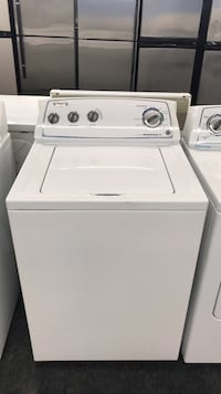 white top-load clothes washer Toronto, M3J