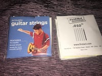 Acoust guitar Bronze wounds strings Chicago, 60632