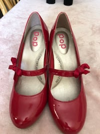 Cute red heels 8 Pasadena, 77505