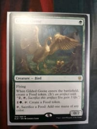 Guided Goose, Throne of Eldraine magic the gathering Port Moody, V3H 2A9