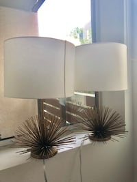 black and white table lamp Los Angeles, 90028