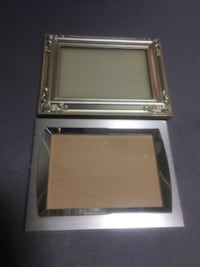 $10 pair of silver picture frames Gonzales