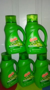 Gain detergent 50oz. Warren