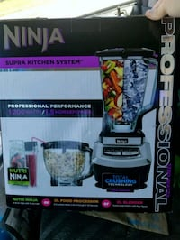 NUTRI NINJA BULLET/BLENDER/MIXER$130 OR BEST OFFER Sparks, 89431