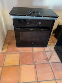 Cooking appliance package. All excellent working condition.