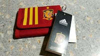 red and yellow adidas trifold wallet Atarfe, 18230
