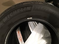 Michelin Tires 265/65R17 Surrey, V4N