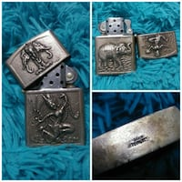 Vintage Sterling Silver Lighter Alexandria, 22309
