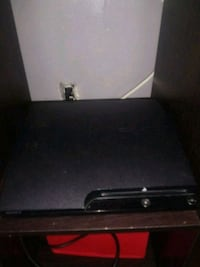 black Sony PS3 slim console Teaneck, 07666