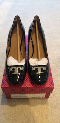 Brand NEW! Tory Burch 75mm wedge  Arlington, 22205
