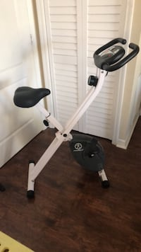 black and gray stationary bike Port Saint Lucie, 34952