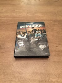 Entourage the complete second season DVD! Calgary, T2E 0H5