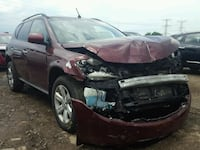 PARTING OUT A 2007 MURANO #1444 Warren