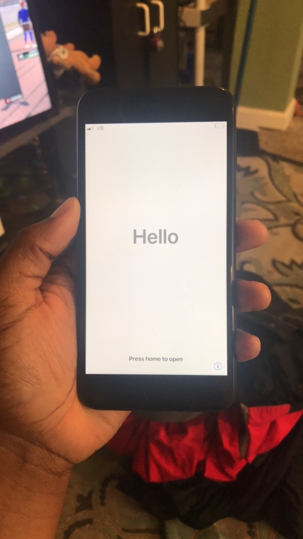 iphone 7 plus  matte black  need gone asap  obo