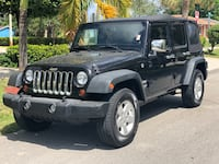 Jeep - Wrangler Unlimited Sport - 2013 Davie, 33312