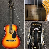 Harmony 36 inch child's acoustic guitar. Very good condition Ambler, 19002