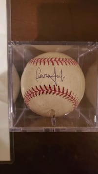 Aaron Judge Autographed Signed Baseball Rookie Year