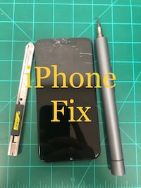 Phone screen repair Edmond, 73003