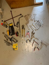 All tools for sale