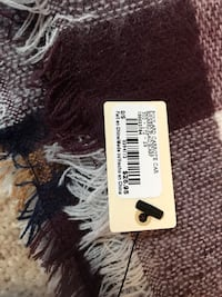 Plaid blanket Scarf Mississauga, L5N 1A5