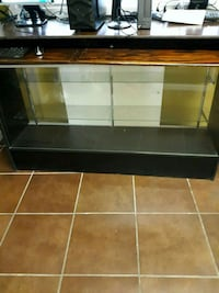 Glass front  cabinet 300 each West Monroe, 71291