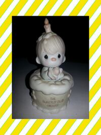 PRECIOUS MOMENTS FIGURINE – SWEETEST CLUB AROUND Sweetwater
