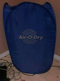 Portable Electric Clothing  Air Dryer Palm Bay