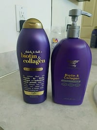 SHAMPOO AND CONDITIONER  Roy, 84067