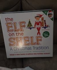 Elf on the Shelf set, girl Hamilton, L8T 4K8
