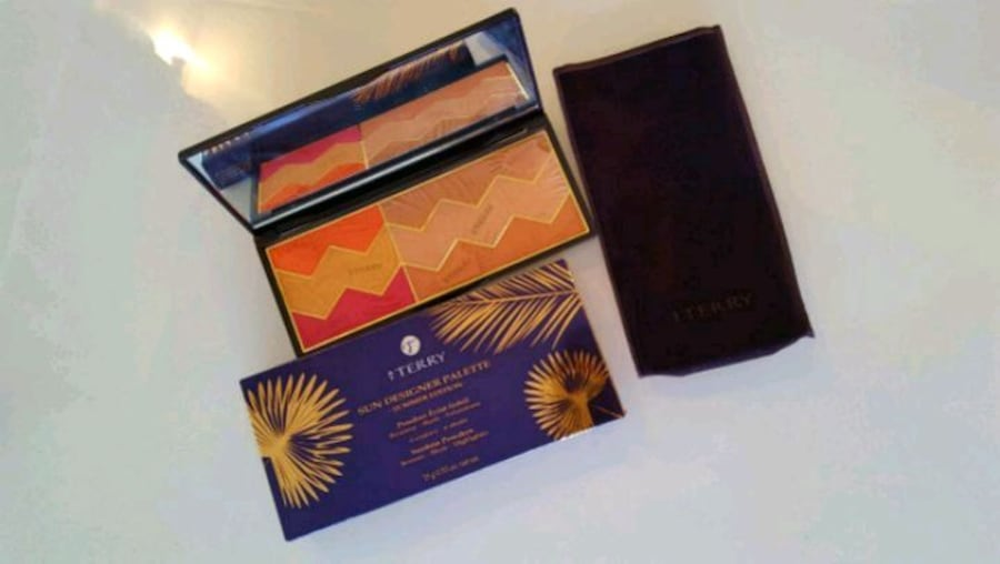 by Terry- Sun Designer Palette (summer edition) ac8d368a-8a71-4801-9f64-111c2070a850