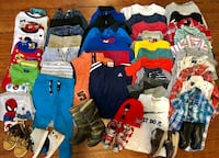 Toddler Boy Clothes 3T-4T & Shoes  Quincy, 02169