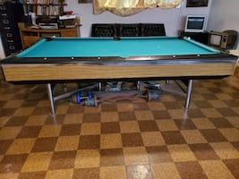 Pool Table *Delivery and Install*