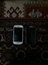 2 adet samsung galaxy s3 mini