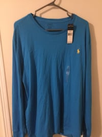Polo dry fit long sleeve Ajax, L1T 3W1