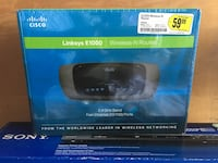 Linksys router Plantation, 33317