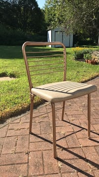 1950's folding chairs Sutton, 01590