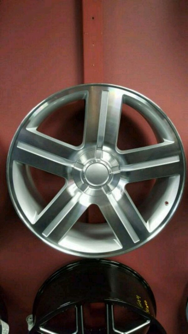 Used 22 Chevy Silverado Toyota Dodge Ford Truck Rims For Sale In