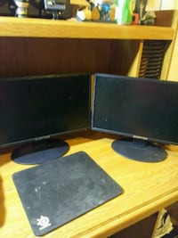 Two 19inch spectra monitors Winchester, 40391