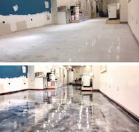 Epoxy Floor Metallic Mississauga, L5B 4P1