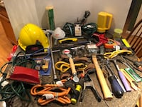 Large Lot of Tools Price is For All Manassas, 20112