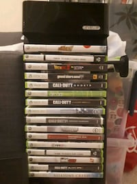 assorted Xbox 360 game cases London, N5W 6B4