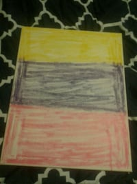 """""""Support Flag"""" painting Old Town, 04468"""