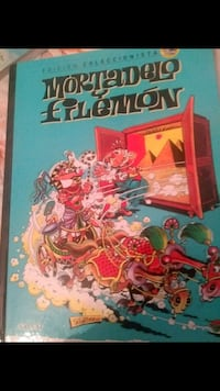 Libro Mortadelo Filemon