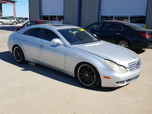 2006 Cls 500 >> 2006 Mercedes W219 Cls500 For Parts Parting Out Cls550 Cls