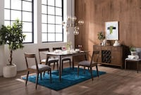 Mid Century Dining Table - brand new Los Angeles, 90035