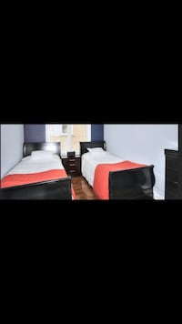 Excellent condition single beds with night stand and chest Oakville, L6H 0M5