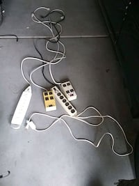 Lot of 4 power outlets home /office surge protecto Henderson, 89052